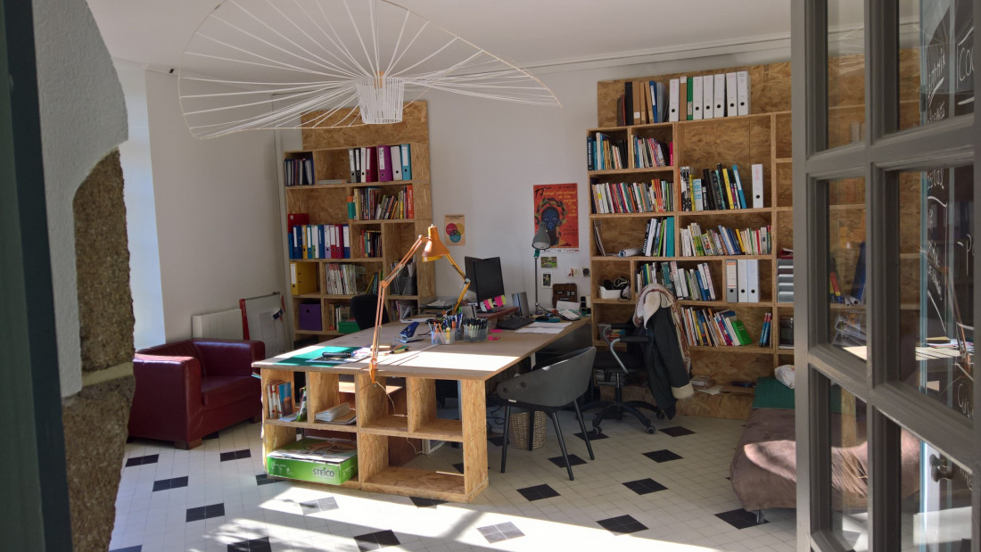 Optimix - espace de coworking à La Roche-Bernard - Morbihan / Optimix -  / Espace de coworking dans le Morbihan / Bureaux partagés / La Roche-Bernard