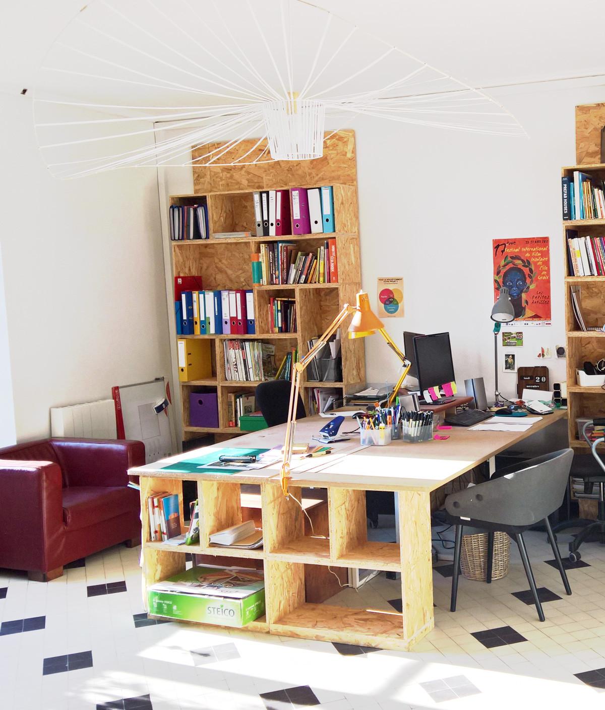 Optimix -  / Espace de coworking dans le Morbihan / Bureaux partagés / La Roche-Bernard
